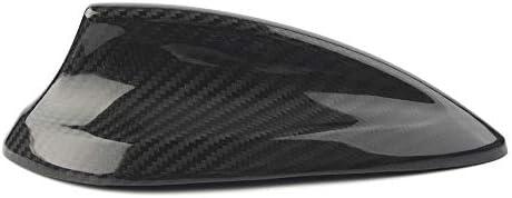 SENLINSQ カーボンファイバーシャークフィンアンテナ装飾カバー、BMW G30 G38M3 F30 F35 3GT F34 M2 G11 G12 M4 F22 F23 F32 F33 F36