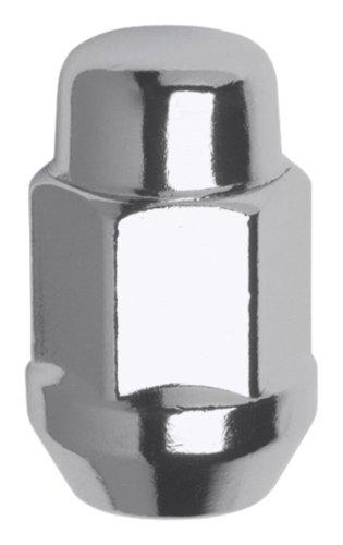 Gorilla Automotive 91148XLHT Xtra Long Chrome Acorn Bulge Heat Treated Lug Nuts 14mm x 1.50 Thread Size