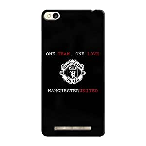 Cover It Up - Manchester United 1 Team, 1 Love Redmi 3s Hard Case
