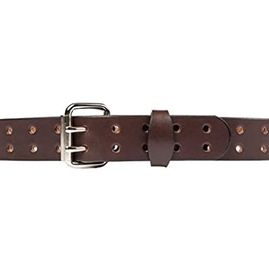 English Bridle Handmade Double Prong Leather Belt