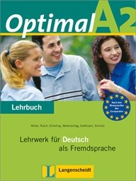 Optimal A2 Lehrbuch (English and German Edition)