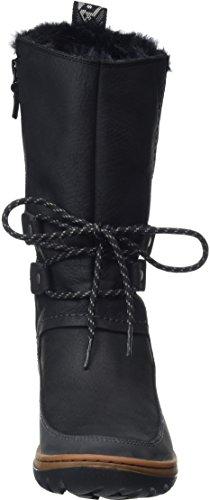 Neige Bottes de Noir Waterproof Black Sylva Merrell Tall Femme 7qw6HxX