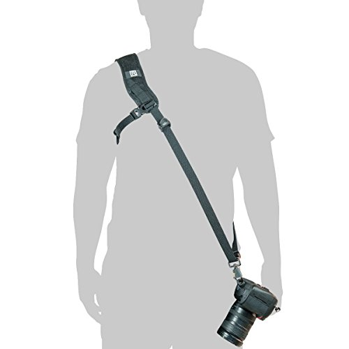 BlackRapid Breathe Sport Left Camera Strap, 1pc of Safety Tether Included by BlackRapid (Image #5)