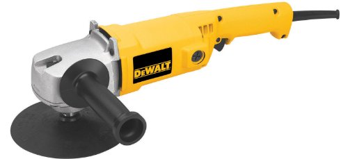 DEWALT DW845 7-Inch/9-Inch Single Speed Polisher
