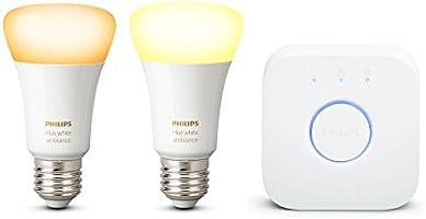 Philips Hue: Jusqu'à -45% sur la lumière connectée White Ambiance