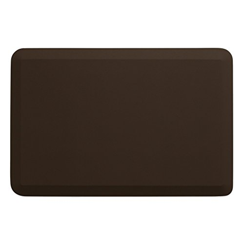 (New Life by GelPro Professional Grade Anti-Fatigue Kitchen & office Comfort Mat, 24x36, Earth ¾