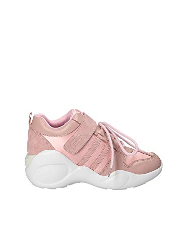 timeless design 71870 0d285 Sneakers Alta Donna Fornarina Rosa Pe18up5966o066 WRYwfqW1S