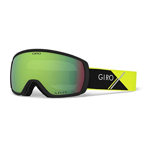 Giro Balance Snow Goggles Highlight Yellow Sport Tech - Vivid Emerald
