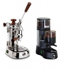 La Pavoni - Cafetera de espresso manual: Amazon.es: Hogar
