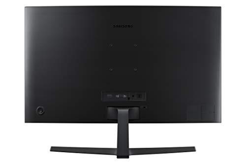 Samsung 23.5 FHD Curved LED-Lit FreeSync Monitor(LC24F396FHNXZA)