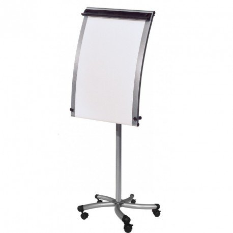 Rocada 660 Curved Surface Mobile Flipchart