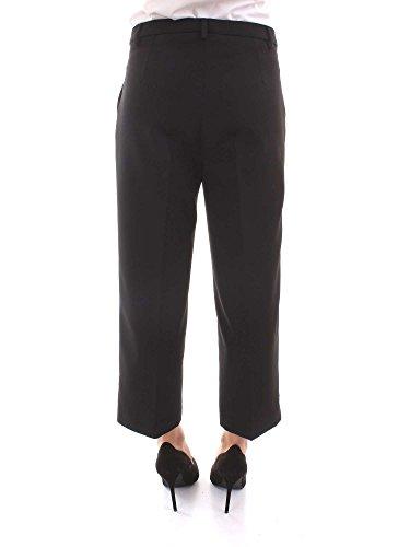 Liu Liu Pantalone Jeans Donna Nero Jo WXX042T7896 Jo qZZ6wvf