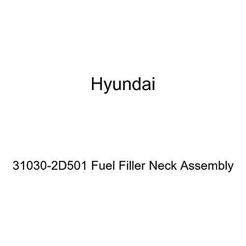 Genuine Hyundai 31030-2D501 Fuel Filler Neck Assembly
