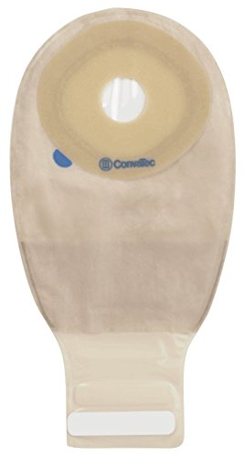 Esteem + One-Piece Drainable Pre-Cut Pouch with InvisiClose, Modified Stomahesive, 12