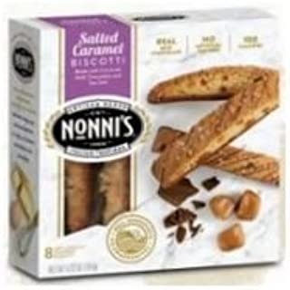 product image for Nonnis Salted Caramel Biscotti -- 96 per case.