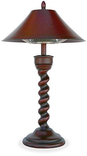 Endless Summer EWTR800B Patio Electric Heater, 21.7