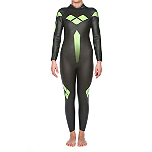 Arena Women's Triathlon Powerskin Black Wetsuit