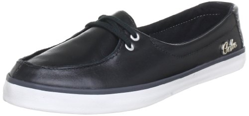 Coca Cola Lowa Low, WoMen Low Top Black - Black