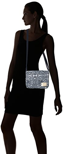 Mujer Roxy Falda Sunday de Smile Stripe Blanco Marshmallow qS4SawEp