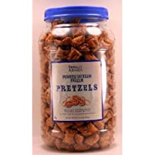 Berkey & Jensen Peanut Butter Filled Pretzels 37 oz (Pack of 3)