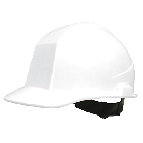 Valeo Industrial VI9652WH ANSI Z89.1 Type 1 Class C, G & E Hard Hat HDPE, White ()
