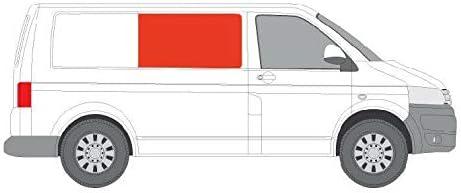 Black Out cortina de furgoneta Kit de conversión para lado derecho ventana del Panel: Amazon.es: Coche y moto