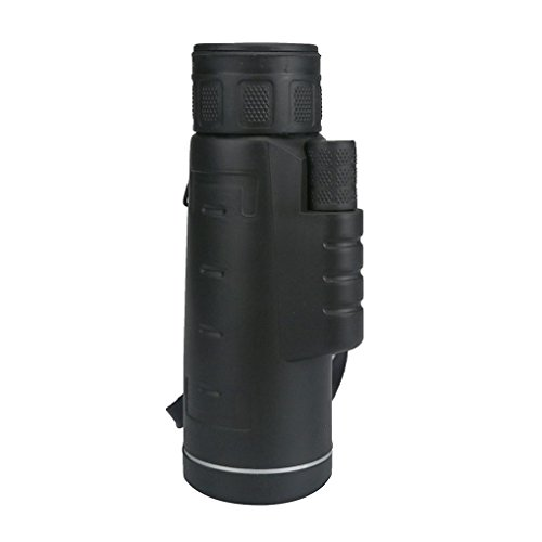 Sonmer Super High Power 40X60 Portable HD OPTICS BAK4 Glimmer Night Vision Monocular Telescope by Sonmer