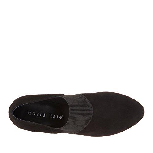 Zapatilla Para Mujer David Tate Para Mujer Negra
