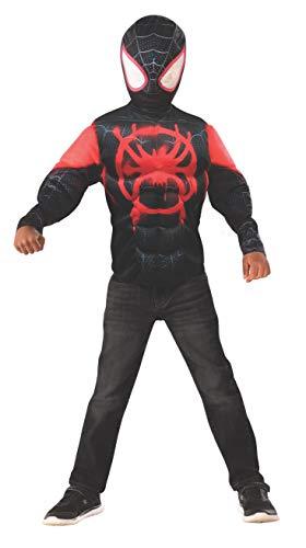 Miles Morales Muscle Chest Shirt Set � Kids -