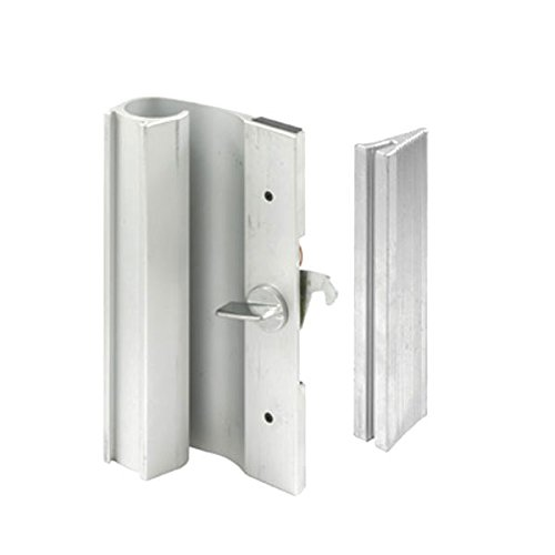 Prime-Line Products C 1052 Left Hand Sliding Door Handle Set, Aluminum