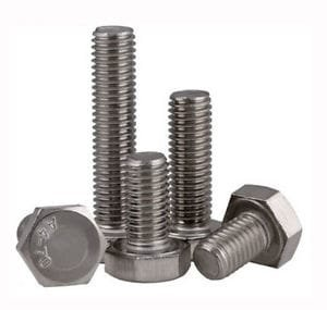 (M14-2.00 x 30MM Hex Head Cap Screw Bolts, Stainless Steel 316 (Quantity: 50 pcs) Fully Threaded, Coarse Thread, Thread Size: M14, Bolt Length: 30MM)