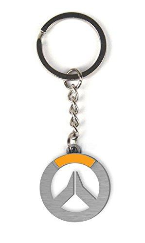 Vistoenpantalla Llavero Overwatch, Logo: Amazon.es: Hogar