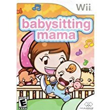 (Babysitting mama)