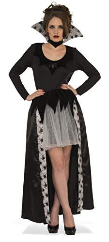 Rubie's Costume Co Women's Spider Queen Costume, As Shown, Standard