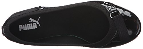 Balletto femminile Bixley Glamm, Puma Black, 6 M US