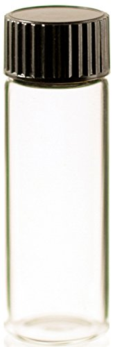 Essentially Yours 1 Dram Clear Glass Oil Vial