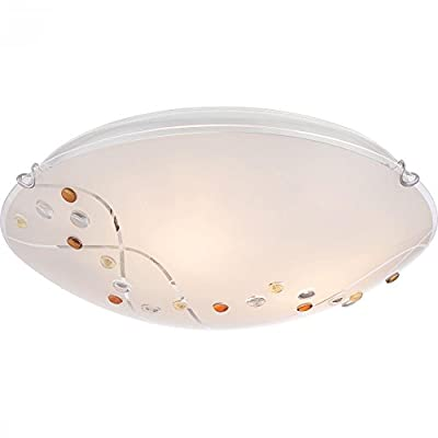 Quoizel PCSL1616C Platinum Collection Stellar Flush Mount