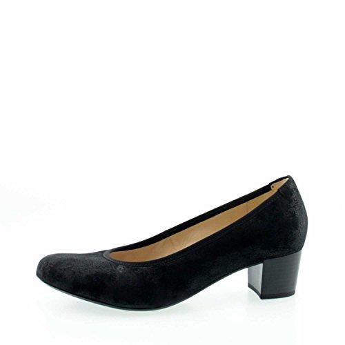 Gabor 65.380.67 - Bailarinas de Piel para mujer negro
