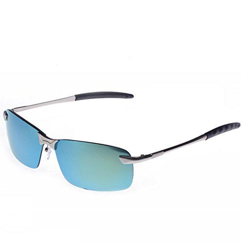 A-Royal Outdoor Cool Metal Frame Personality Goggle Sport Sunglasses - Goggles Prescription Specsavers