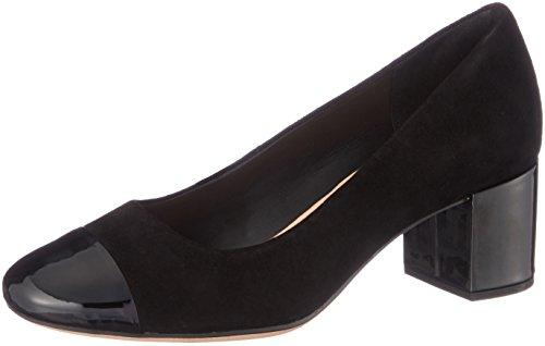Clarks Noir Chaussures Mia 26131297 Black Orabella Hn61HxT