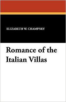 Book Romance of the Italian Villas