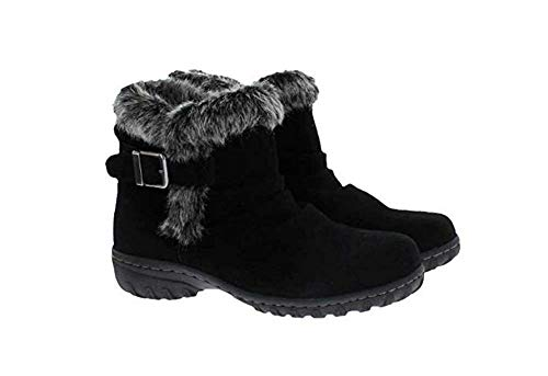 - Khombu Ladies' All Weather Boot 9 black