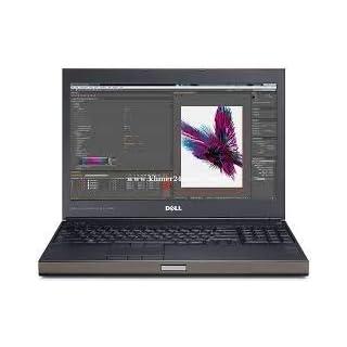 Dell Precision M4800 15.6 FHD (1920x1080) Business Laptop Notebook (Intel Quad Core i7-4810MQ, 16GB Ram, 256GB SSD, Nvidia Quadro K 2100M, Camera, HDMI) Win 10 Pro (Renewed)