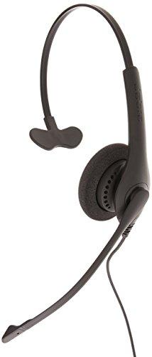 [해외]Jabra Biz 1500 모노 - 전문 UC 유선 헤드셋 / Jabra Biz 1500 Mono - Professional UC Wired Headset