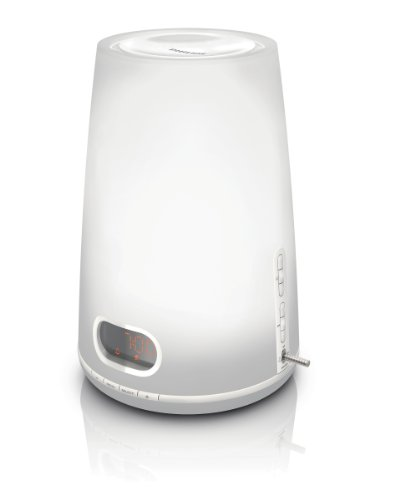 Philips Hf3470 Wake-up Light, White