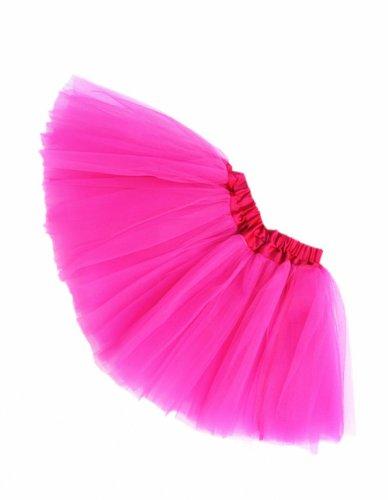 Buenos Ninos Girl's Tutu Assorted Colors (Rosy)