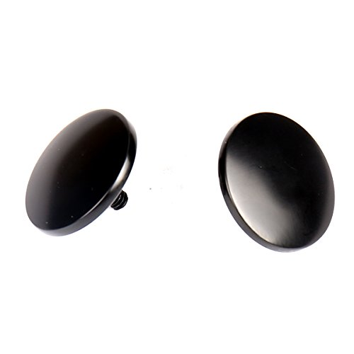 Harley Fairing Mirrors - Choppers Inner Fairing Mirror Plugs for Harley Street Glide Batwing 1996-2016 Models
