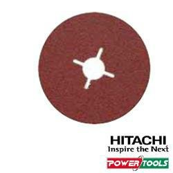 Hitachi tools - Disco lija 125x80mm acero inoxidable 753517