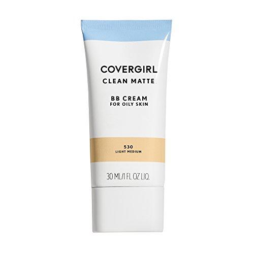 COVERGIRL Clean Matte BB Cream Light