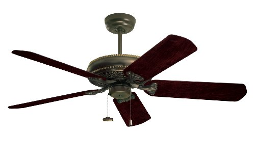 Emerson CF4500GES Crown Indoor Ceiling Fan, 50-Inch or 42-In